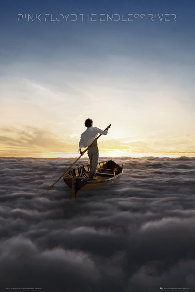 Juliste Pink Floyd - The Endless River