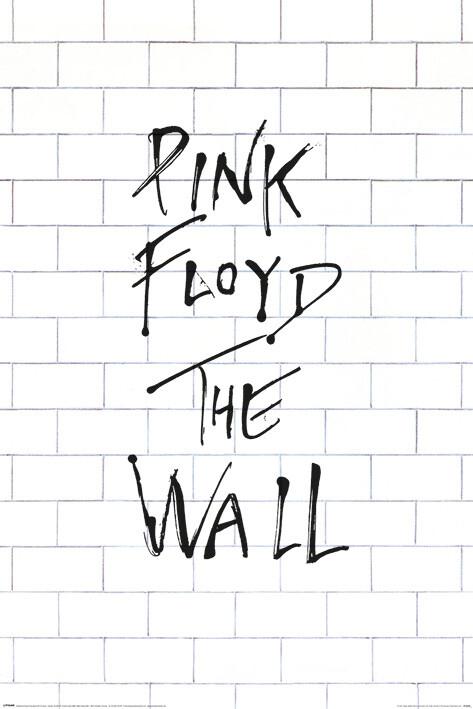 Juliste Pink Floyd - The Wall