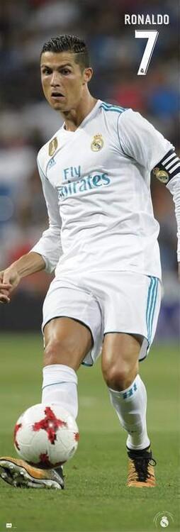 Juliste Real Madrid FC - Cristiano Ronaldo