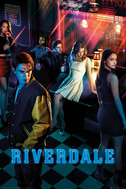 Juliste  Riverdale - Season One Key Art