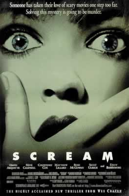 Juliste SCREAM