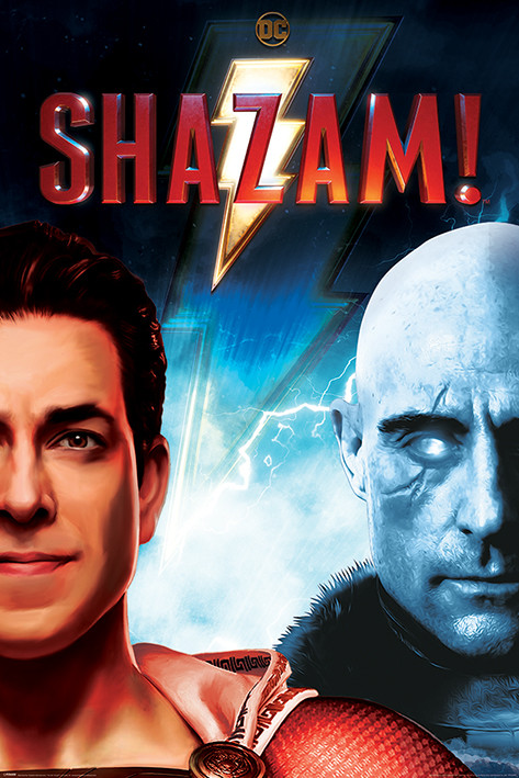Juliste  Shazam - Good vs Evil