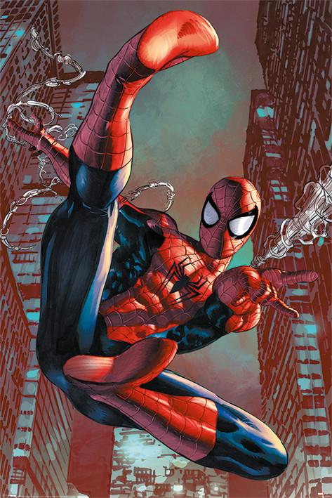 Juliste  Spider-Man - Web Sling