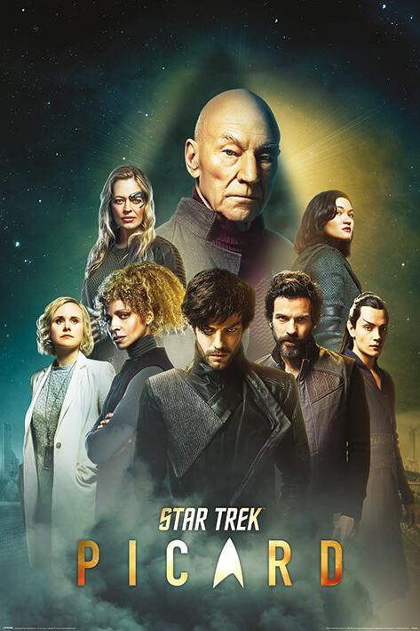Juliste Star Trek: Picard - Reunion