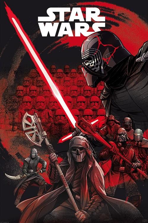 Juliste  Star Wars - First Order