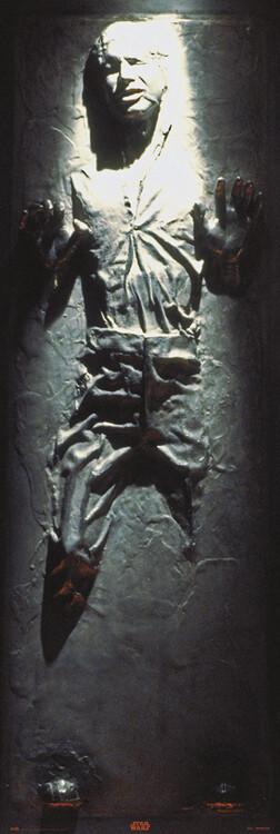 Juliste Star Wars - Han Solo in Carbonite