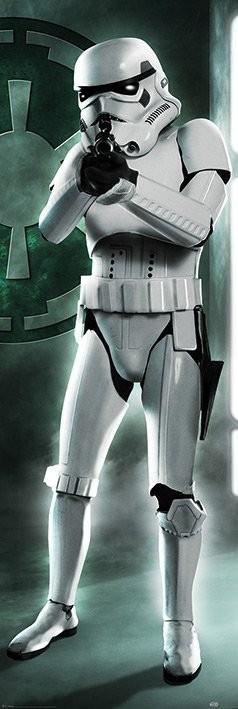 Juliste  Star Wars - Original Trilogy Stormtrooper
