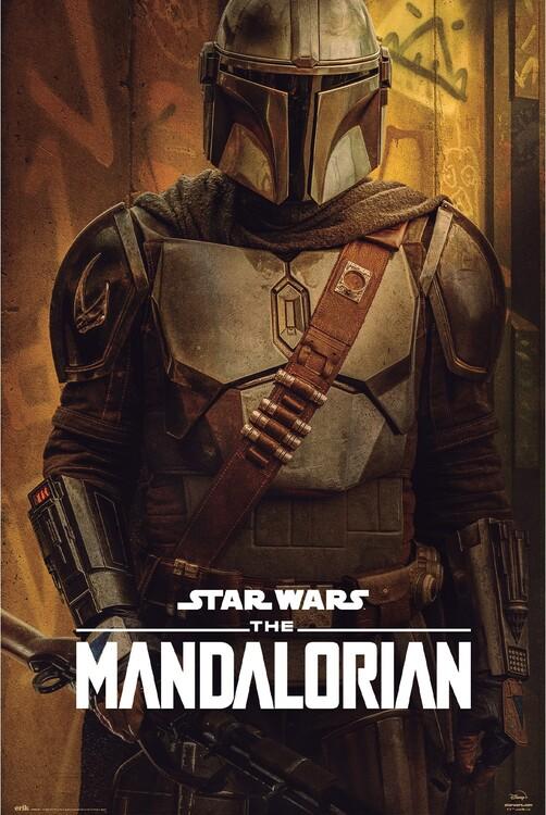Juliste Star Wars: The Mandalorian - Season 2