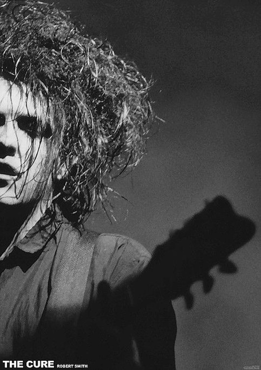 Juliste The Cure - Robert Smith