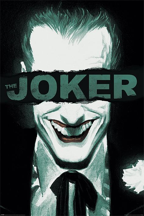 Juliste  The Joker - Put on a Happy Face