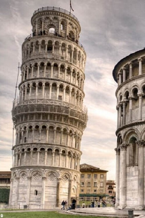 Juliste The Leaning Tower of Pisa