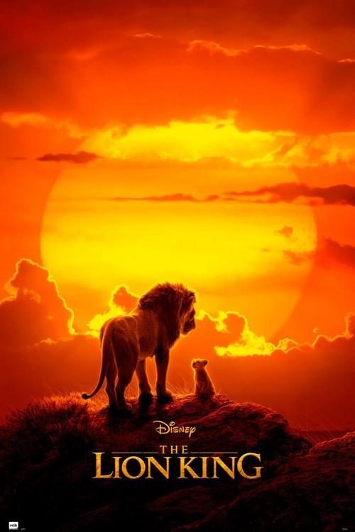 Juliste  The Lion King - One Sheet