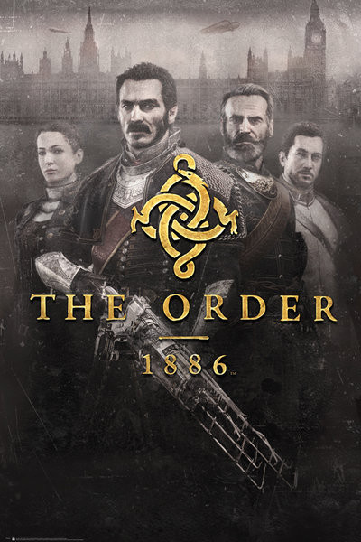 Juliste The Order 1886 - Key Art