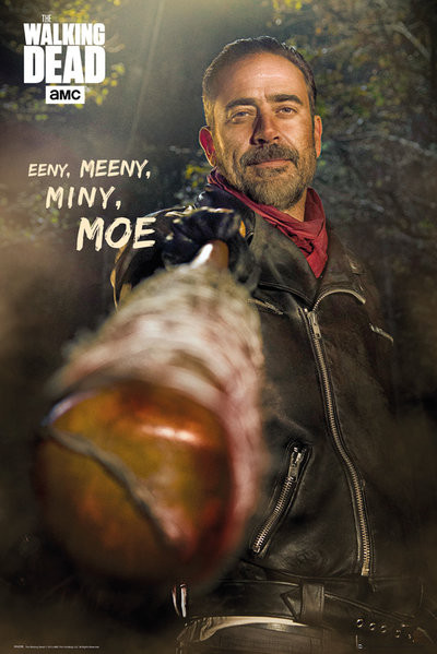 Juliste The Walking Dead - Negan
