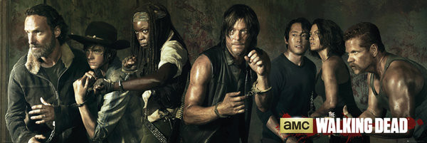Juliste  The Walking Dead - Season 5