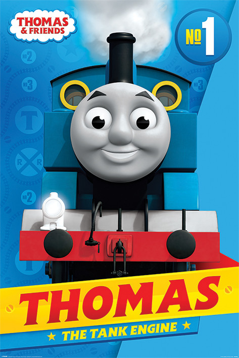 Juliste Thomas & Friends - Thomas the Tank Engine