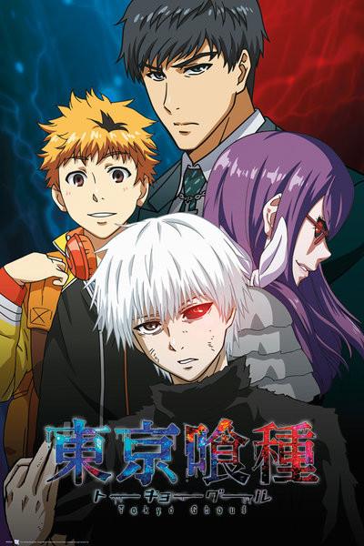 Juliste Tokyo Ghoul - Conflict