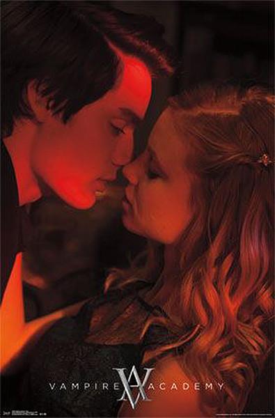 Juliste VAMPIRE ACADEMY - suudelma
