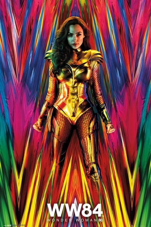 Juliste Wonder Woman: 1984 - Teaser