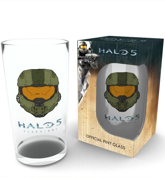 Juomalasi Halo 5 - Mask