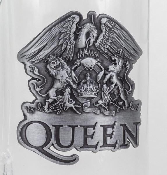 Juomalasi  Queen - Crest