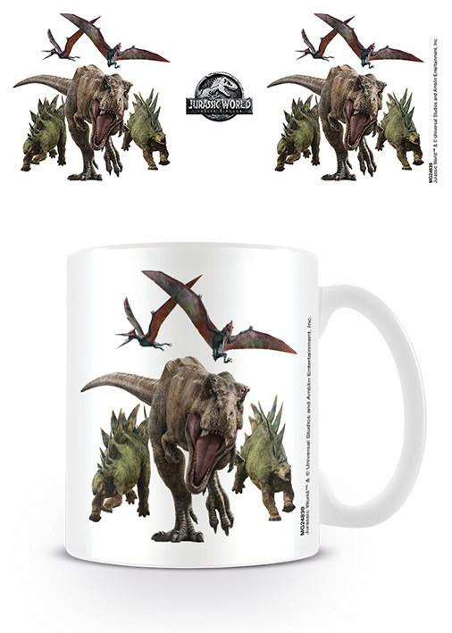 Cup Jurassic World Fallen Kingdom - Dino Rampage