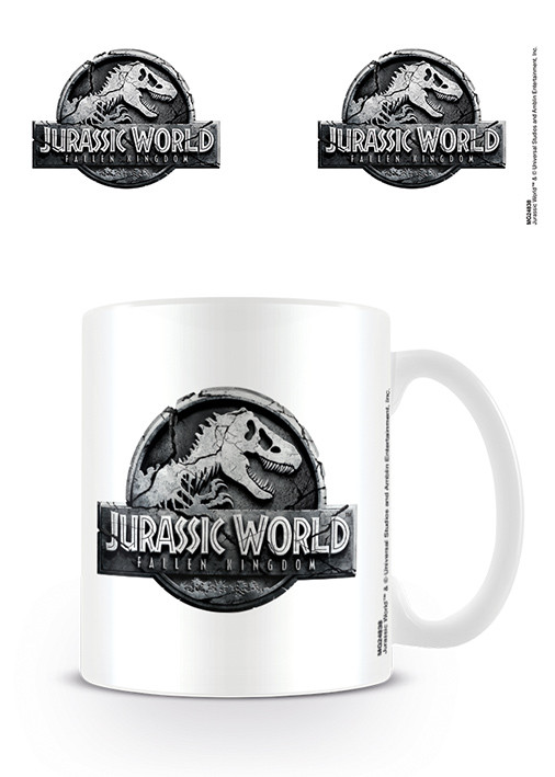 Cup Jurassic World Fallen Kingdom - Logo