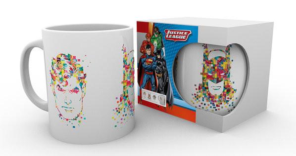 Cup Justice League - Simple