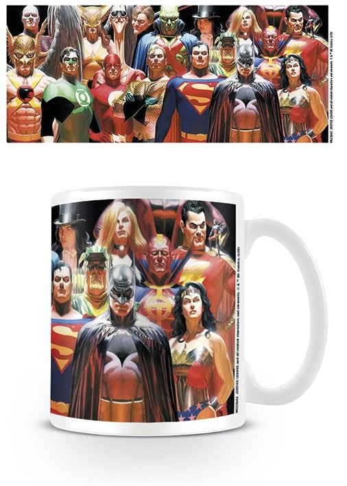 Mug Justice League - Volume 1
