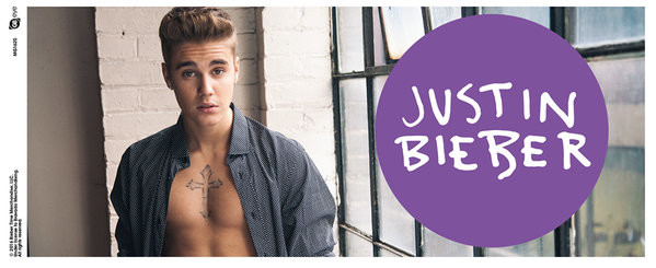 Mug Justin Bieber - Shirt  (Bravado)