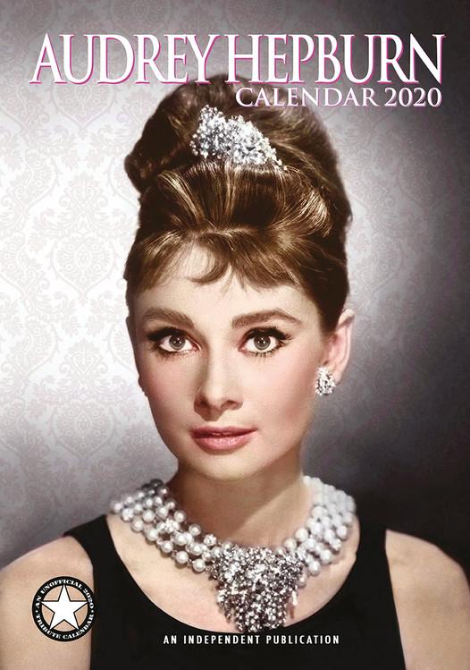 Kalenteri 2020  Audrey Hepburn