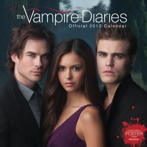Calendario 2012   VAMPIRE DIARIES Kalenteri 2021   tilaa netistä