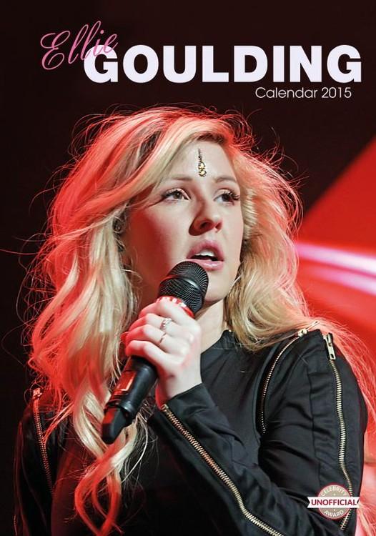 Kalenteri 2016 Ellie Goulding