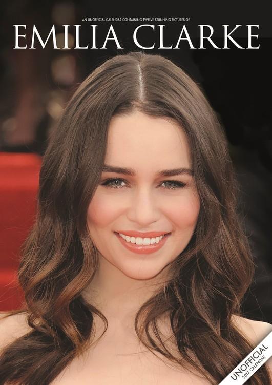 Kalenteri 2018 Emilia Clarke