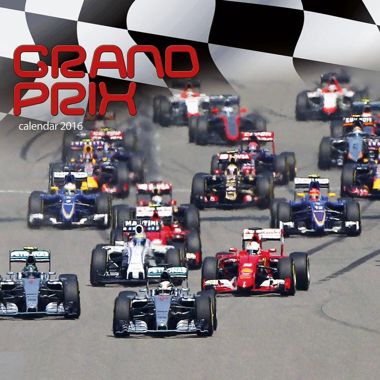 Kalenteri 2016 Grand Prix