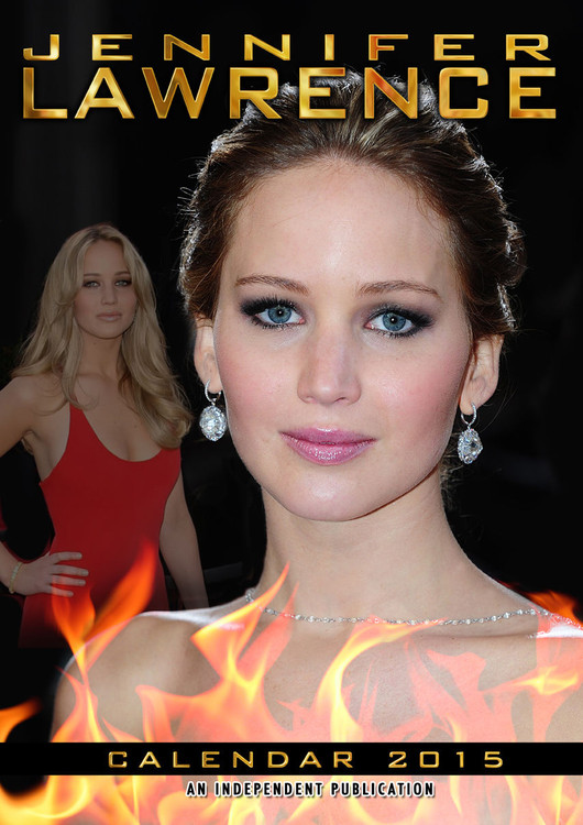 Kalenteri 2017 Jennifer Lawrence