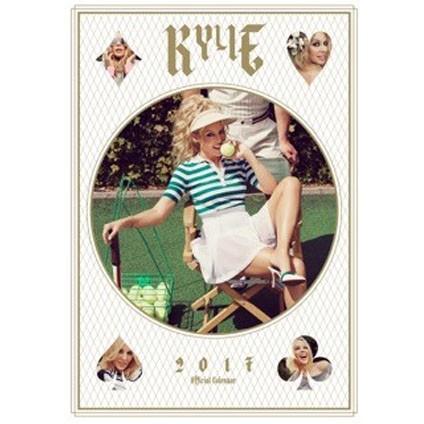 Kalenteri 2017 Kylie