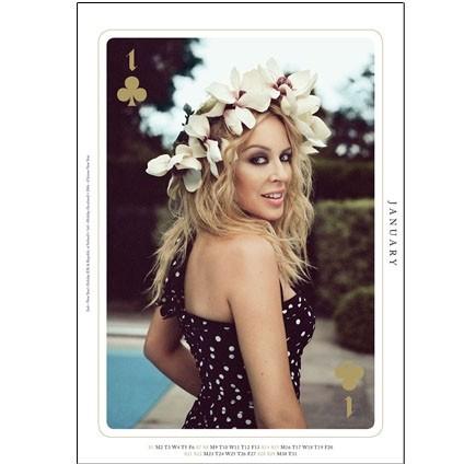 Kalenteri 2019  Kylie