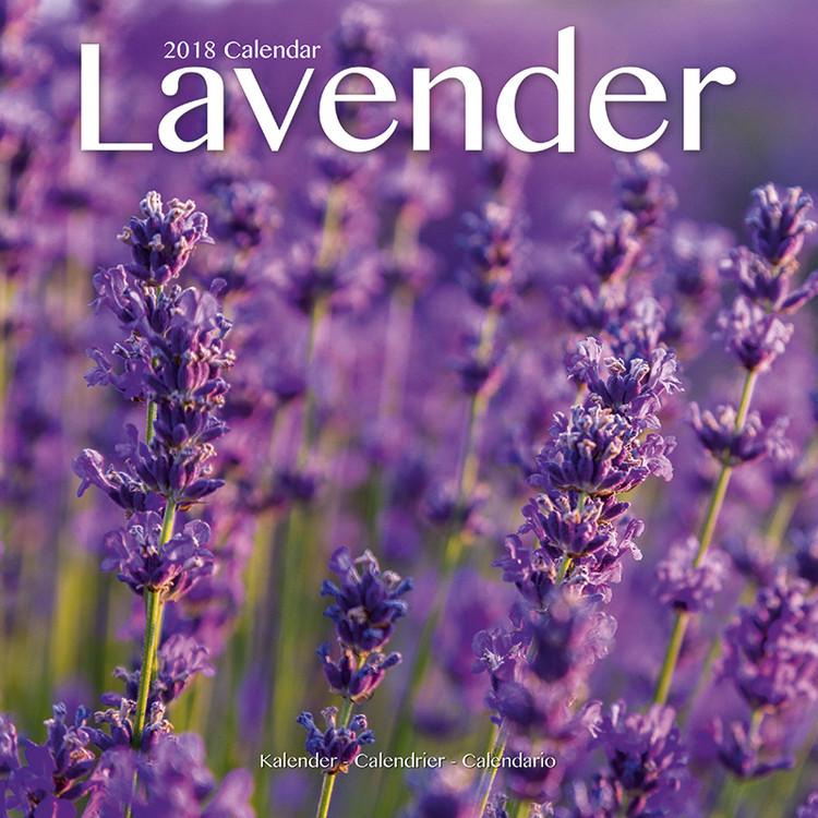 Kalenteri 2018 Lavender