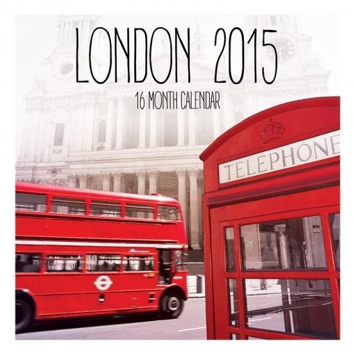 Kalenteri 2017 Lontoo