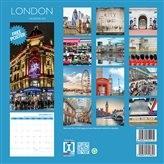 Kalenteri 2018 Lontoo