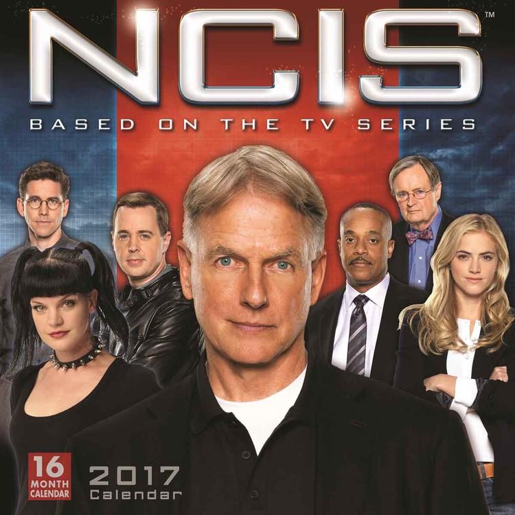 Kalenteri 2017 NCIS