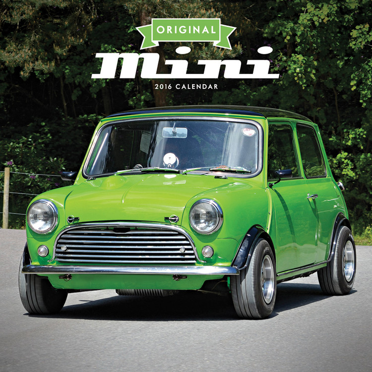 Kalenteri 2018 Original Mini