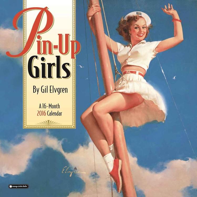 Kalenteri 2018  Pin-Up Girls