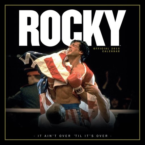 Kalenteri 2018 Rocky