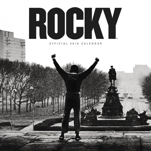 Kalenteri 2017 Rocky
