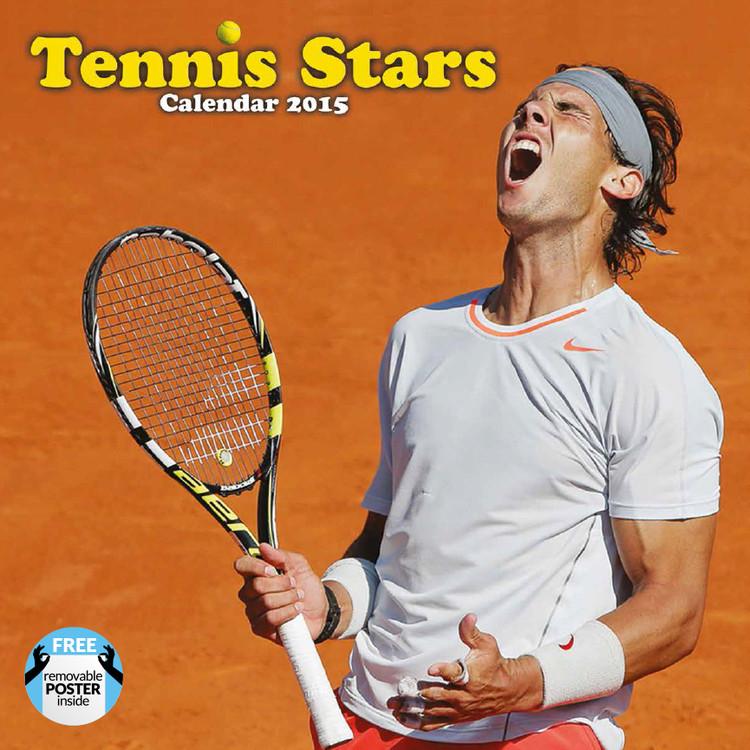 Kalenteri 2018 Tennis