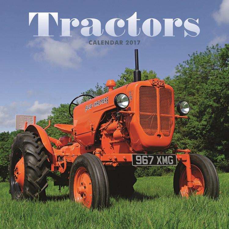 Kalenteri 2017 Traktorit