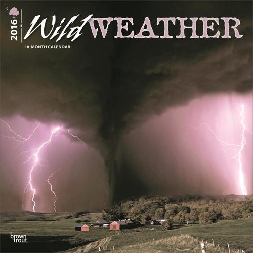 Kalenteri 2018 Wild Weather