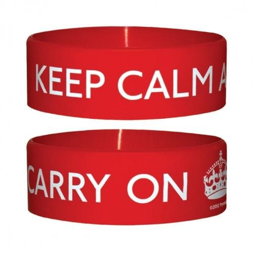 KEEP CALM AND CARRY Bracelet